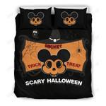 Mickey Halloween Bedding Set 4