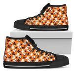 Mickey Halloween High Top Shoes 1