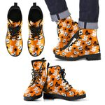 Mickey Halloween Leather Boots 2