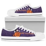 Mickey Halloween Low Top Shoes 2