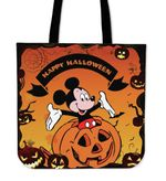 Mickey Happy Halloween Tote Bag 1