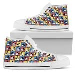 Mickey High Top Shoes 11