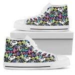 Mickey High Top Shoes 12