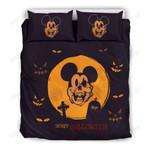 Mickey Scary Halloween Bedding Set