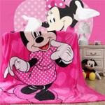 Mickey/Minnie Blanket