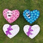 Mini Stitch Heart Box
