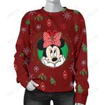 Minnie Christmas Sweater 4