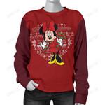 Minnie Christmas Women Sweater 15