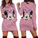 Minnie Disney Hoodie Dress 5