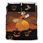 Minnie Halloween Bedding Set
