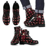 Minnie Leather Boots 2