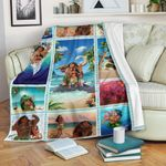 Moana Beautifil Blanket