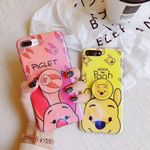 Piglet and Pooh phone case