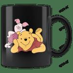 Pooh & Piglet Disney Mug 5