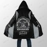 Raiders AOP Cloak