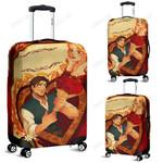 Rapunzel Disney Luggage Cover 2