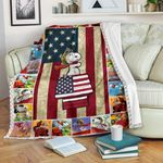 Snoopy Beautiful Blanket
