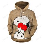 Snoopy Beautiful Hoodie