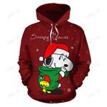 Snoopy Christmas Hoodie 4