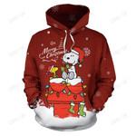 Snoopy Christmas Hoodie 5