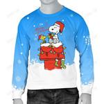 Snoopy Christmas Men Sweater 1