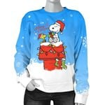 Snoopy Christmas Sweater 1