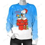 Snoopy Christmas Women Sweater 1