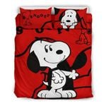 Snoopy Cute Bedding Set