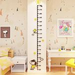 Snoopy Growth Chart Wall Sticker