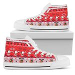 Snoopy High Top Shoes 4