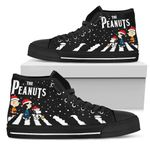 Snoopy High Top Shoes 5
