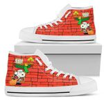 Snoopy High Top Shoes 6