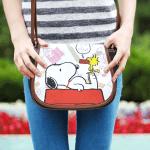 Snoopy Saddle Bag 7