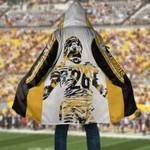 Steelers AOP Cloak