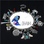 Stitch - Ohana Means Family Bracelet