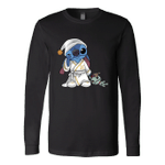 Stitch Canvas Long Sleeve Shirt