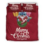 Stitch Christmas Bedding Set 2