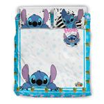 Stitch Christmas Bedding Set 3