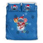 Stitch Christmas Bedding Set 4