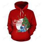 Stitch Christmas Hoodie 2