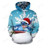 Stitch Christmas Hoodie 3