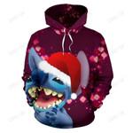 Stitch Christmas Hoodie 9