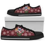 Stitch Christmas Low Top Shoes
