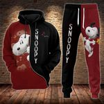 Snoopy Jogger and Hooie 04