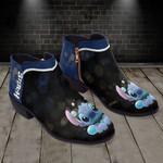 Stitch Fashion Zipper Boots 013