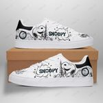 Snoopy SS Custom Sneakers 007
