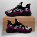 Jack Skellington New Sneakers – NRNSNK006