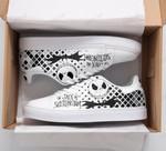 Jack Skellington SS Custom Shoes 040