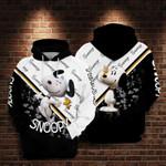 Snoopy Limited Hoodie 436