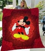 Mickey Quilt Set 01
